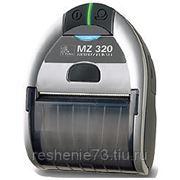 Принтер чеков Zebra MZ 320 Bluetooth фото
