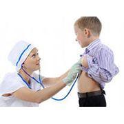 Консультации педиатра и детского невролога