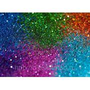 Блёстки набор из 10 цветов по 5грамм фото
