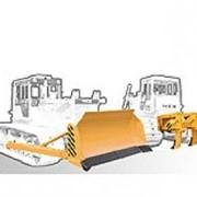 Бульдозерное оборудование для тракторов класса 10 фото