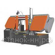 Ленточнопильный полуавтоматический станок SEGA LA50/40 (CH-400) фото