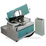 KS 600 - Полуавтоматический ленточнопильный станок фото