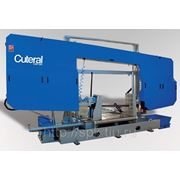 Полуавтоматический ленточнопильный станок Cuteral серии CSM 1200 фото