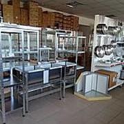 Стол разделочный кухонный из нержавейки 1000х700x870 мм фото