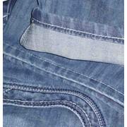 Подшив брюк с сохранением низа изделия