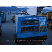 Компрессор PDS265S AIRMAN (Япония) (c монтажом) фото