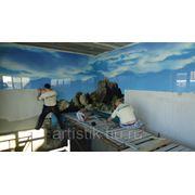 Внутренняя отделка бань,саун и коттеджей. фото