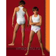 Комплект (майка+трусы) для мальчиков фото