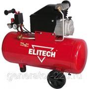 Компрессор масляный Elitech MK2400/50CM2 фото