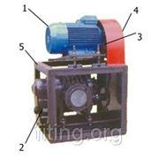 Компрессоры, газодувки и воздуходувки серии 2АФ вертикальные ременные фото