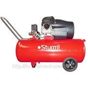 AC93104 Воздушный компрессор Sturm, 2400 Вт, 100 л фото