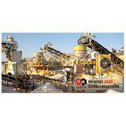 Дробильный комплекс 250-300 т/час порода высокой твердости фото