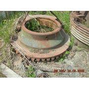 Шестерня коническая КМД КСД 2200 1275.02.314-1 Z-46 фото