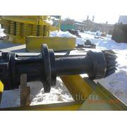 Вал привода горизонтальный КСД (КМД) -1200 в сборе 1-112900 фото