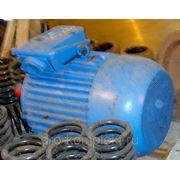 Электродвигатель 5АМ250S6 (45 кВт, 1000 об/мин) фото