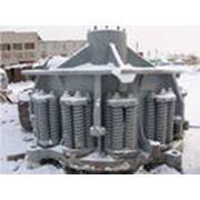 Конусная дробилка КМД/КСД 1750 фото