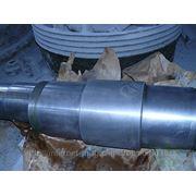 Вал экцентриковый СМД-58Б новый (голый) фото