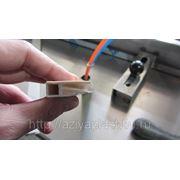 Экструзионное оборудование, линия для производства пвх профиля Багет гарпун вставка.