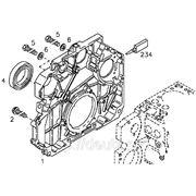 Передняя крышка двигателя DEUTZ TCD 2013 L04 2V (поз. 1) фото