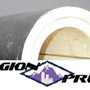 Скорлупа ППУ (пенополиуретан) теплоизоляция трубопровода фото