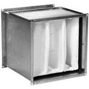 Фильтры (корпус и фильтрующий элемент) для квадратных каналов Systemair FFS 70 фото