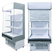 Холодильные стеллажи Pionier