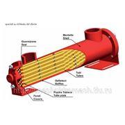 Теплообменник водяного охлаждения SA081-560-L4 фото