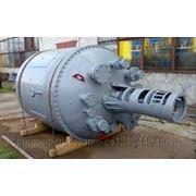 Предлагаем реактора, ёмкости, теплообменники фото