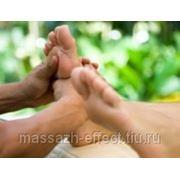 Энергетический массаж ступней