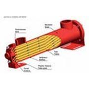 Теплообменник водяного охлаждения SA131-830-L4 фото