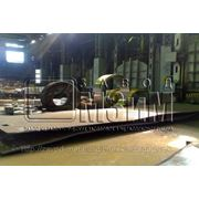 Кованокатанные плиты, толстолистовой прокат с доптребованиями, заготовки для оборудования АЭС фото