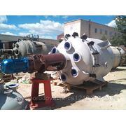 Реактора, ёмкости, теплообменники. фото