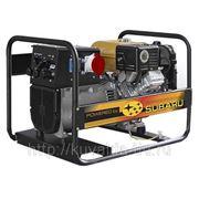 Агрегат сварочный SUBARU EB 6,5/400-W220R DC SUBARU фото