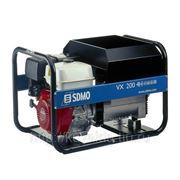 Агрегат сварочный SDMO VX 200/4 H-S SDMO фото