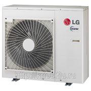 Наружный блок сплит-системы LG Multi, инвертор, 1 фаза / 220-240 В / 50 Гц, охлаждение/нагрев, R410a.