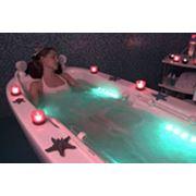 Подводный массаж фото