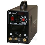 Аргонодуговой аппарат инверторного типа ПРОФИ TIG 200A в кейсе фото