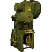 Пресс механический КД2322. Доставка по России и СНГ фото