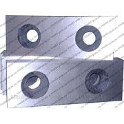 Спецификация режущего инструмента к пресс-ножницам НВ5221, НВ5222 фото