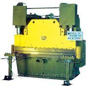 Пресс листогибочный гидравлический ИБ1430Б-01 фото