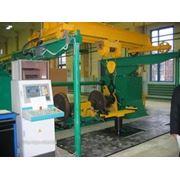Пресс гидравлический насадочный модель ПА6730 усилием 1000кН