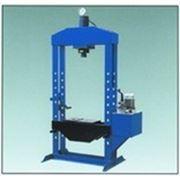 WERTHER PRM50, OMA 665 Пресс напольный, двухскоростной, электрогидравлический. Усилие 50 тонн фото
