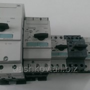 Автомат защиты электродвигателя SIEMENS 3RV 28-40А фото