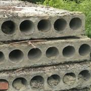Плиты перекрытия, заборные плиты, блоки ФБС фото