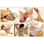 Спортивный массаж различных частей тела фото