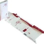 Упаковка для табачных изделий фото