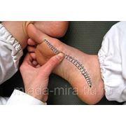 Тайский массаж стоп фото