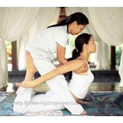 Традиционный тайский массаж фото