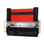 Листогибочный гидравлический пресс WC67Y-63/2500 фото
