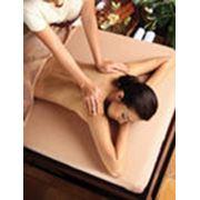 Классический массаж. фото